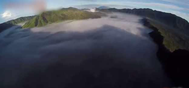 Gambar wisata negeri diatas awan, Puncak Gunung bromo