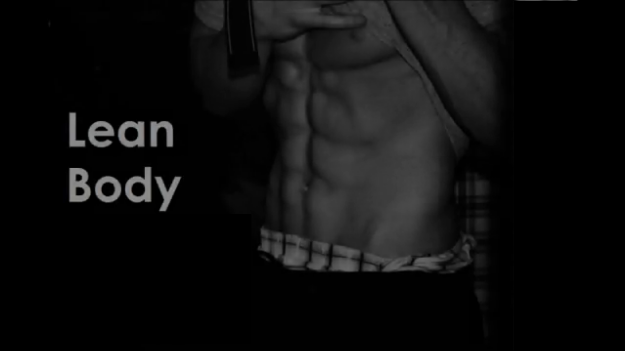 Workout To Build Lean Muscle