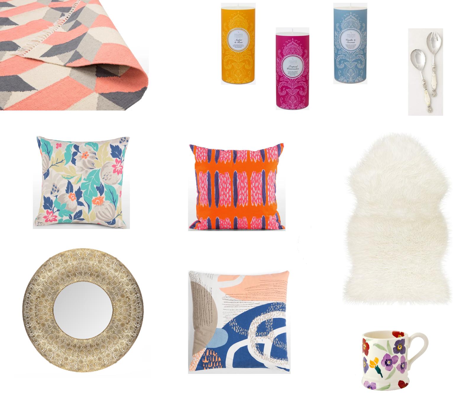 Sheepskin Rug Edinburgh: UK Interior Designer Blog, Interior Wishlist, Decoration