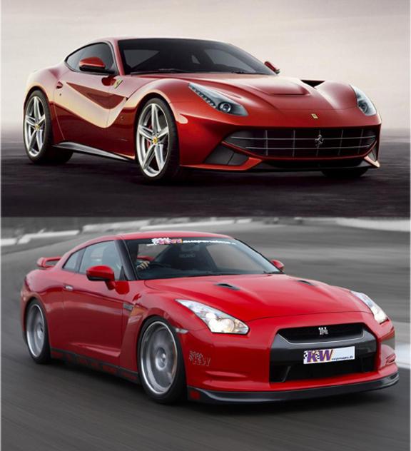 Chad Glass: Ferrari Design Overtones: Going, Going, Gone