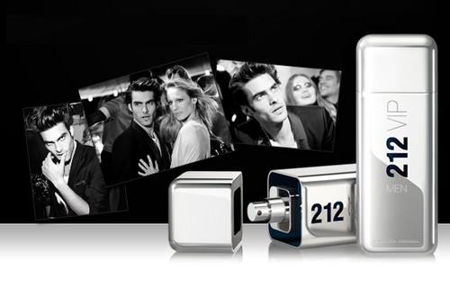 Amostra Gratis do Perfume 212 VIP Men