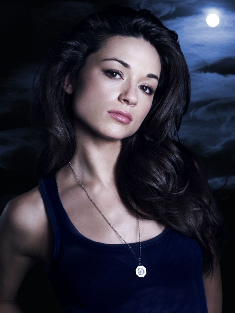 Created by writer Jeff Davis  Crystal Reed Teen Wolf Season 3