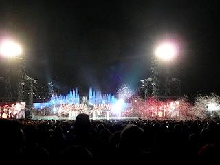turismo culturale, concerto, Andrea Bocelli, Teatro del Silenzio, Lajatico, Toscana