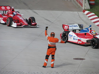 IndyCar, 51 e as Bandeiras Amarelas atacam novamente