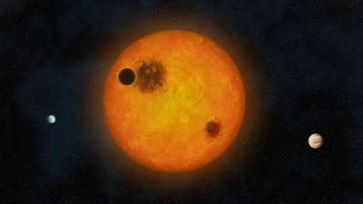 Sistema solar como el nuestro