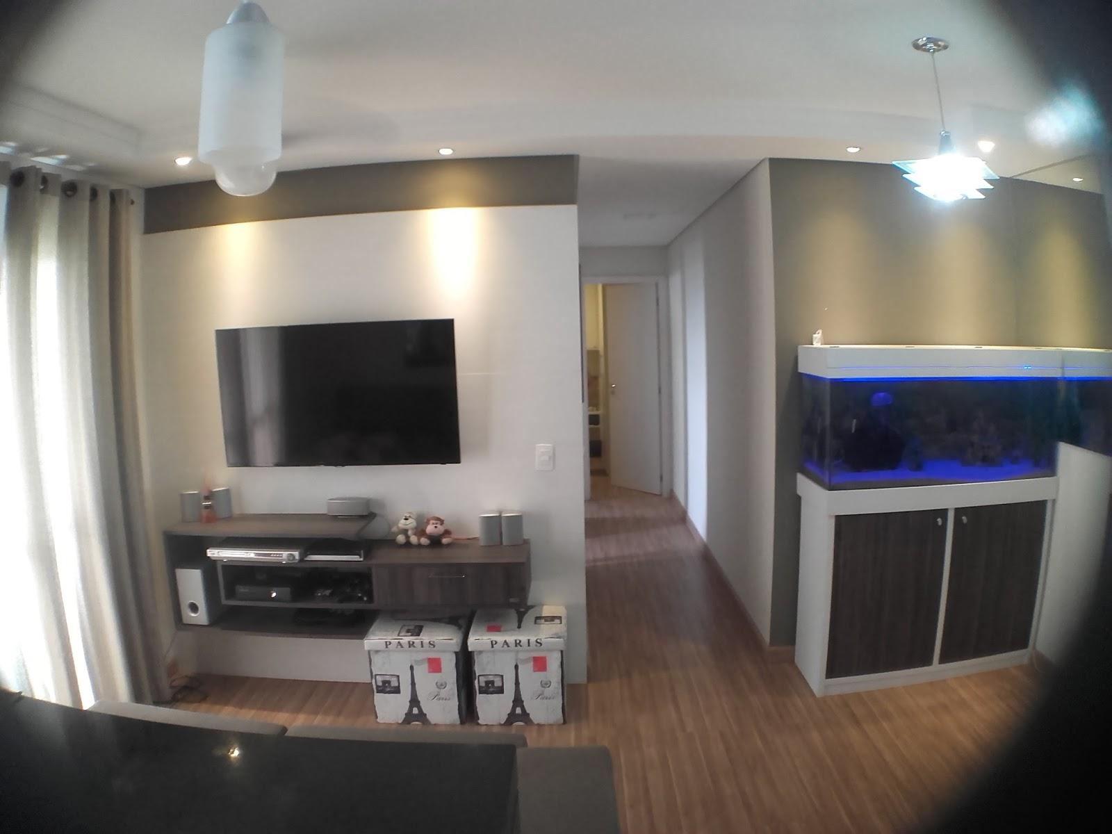 Como organizar e otimizar espa os em apartamentos pequenos for Como organizar un apartamento muy pequeno