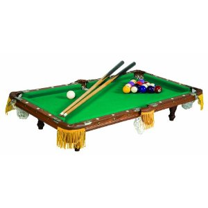 Mini Pool Table Reviews: Mini Pool Table Top Franklin Sports 32-Inch ...