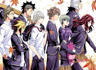 10 Elite Totsuki – Shokugeki No Souma