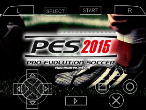 Download Game PES 2015 untuk PSP