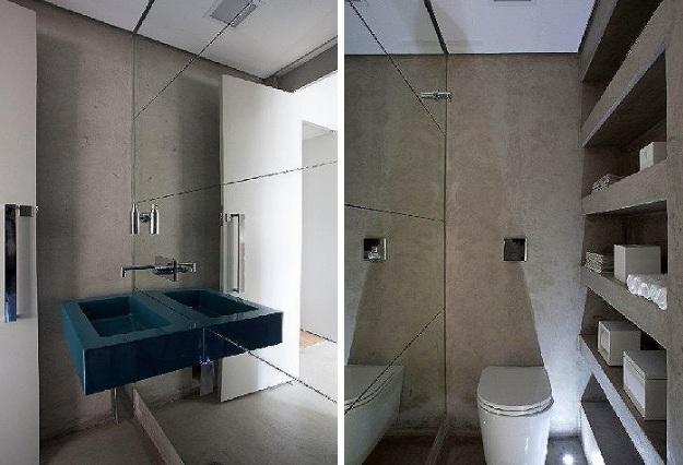 Banheiros Modernos Assim Eu Gosto : Bem arranjado maio