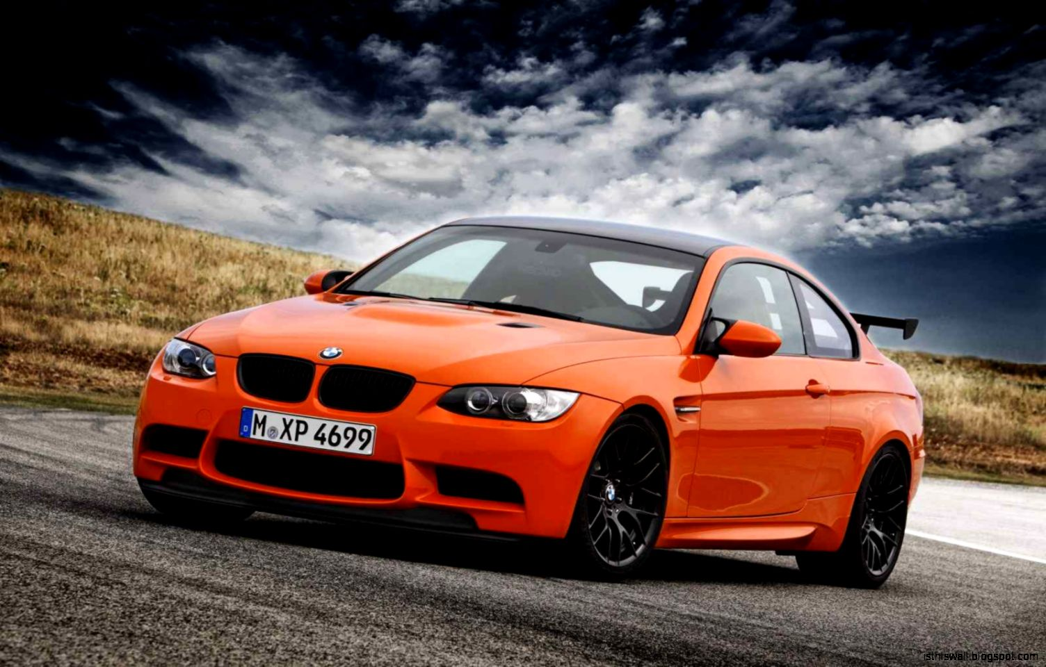 BMW M3 GTS Wallpaper 29