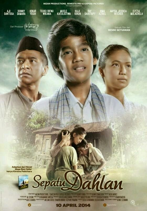 Film + Novel : Download Film Sepatu Dahlan Full Movie DVDRip - Film Pendidikan 2014