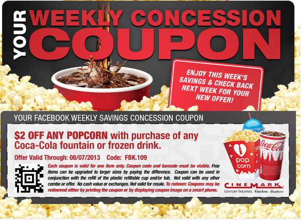 $2 off any popcorn printable coupon cinemark movies