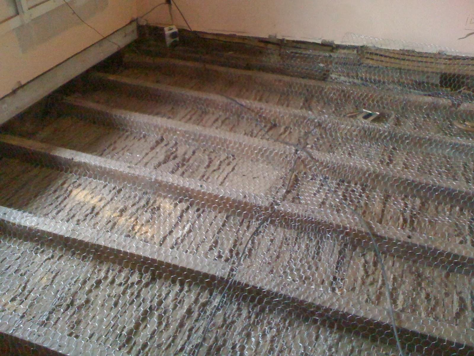 Radnor House: Under the floorboards...