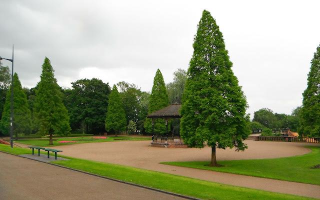 Hanley municipal park