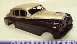 Proyecto: Rolls Royce Silver Cloud II 1962