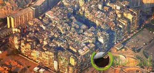 Kowloon Walled City, China