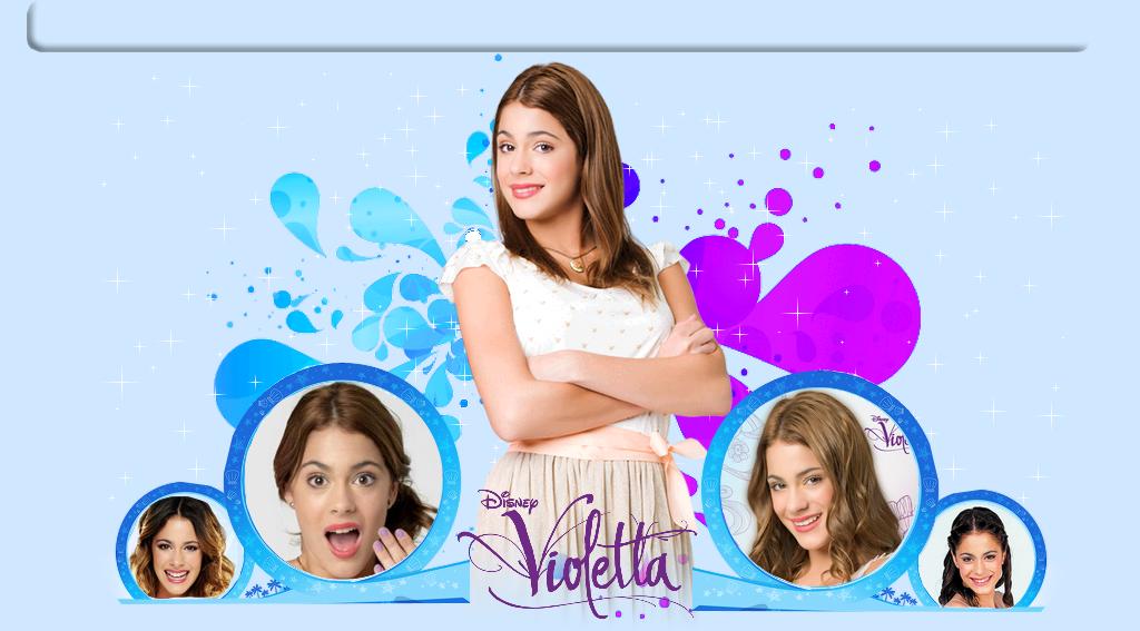 Novela Violetta