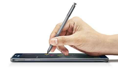 Teknologi Terbaru Samsung Galaxy Note 5