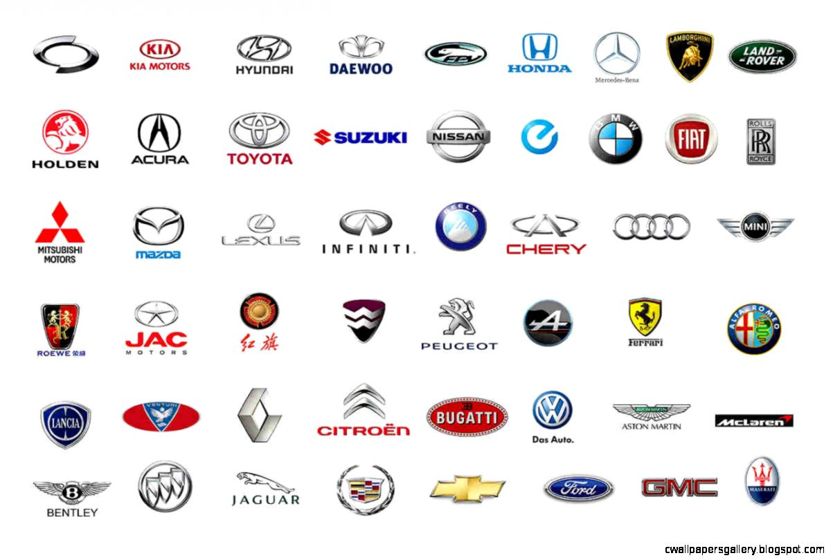 All Car Brands List and Car Logos By Country  A Z