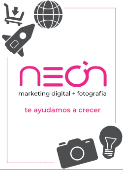 Neón - Marketing Digital