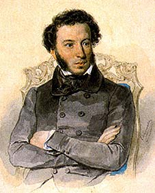 an analysis of the topic of the queen of spades in alexander sergeyevich pushkins Pushkin wrote the queen of spades, which is included in black water, a collection of short stories of a fantastic nature by major writers, compiled by alberto manguel alexander pushkin topic alexander sergeyevich pushkin ([1] russian.