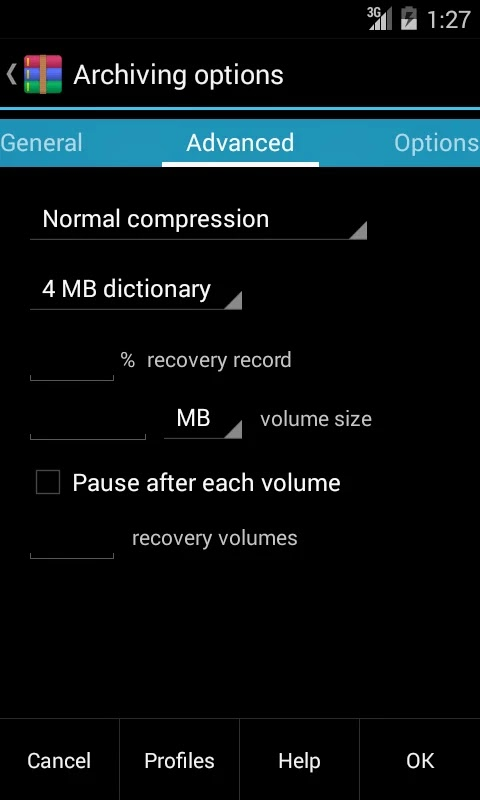 RAR for Android Premium v5.20 build 30