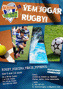 Técnico Rugby - Summer Camp 2013