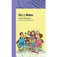 SIRI Y MATEO- ANDREA MATURANA