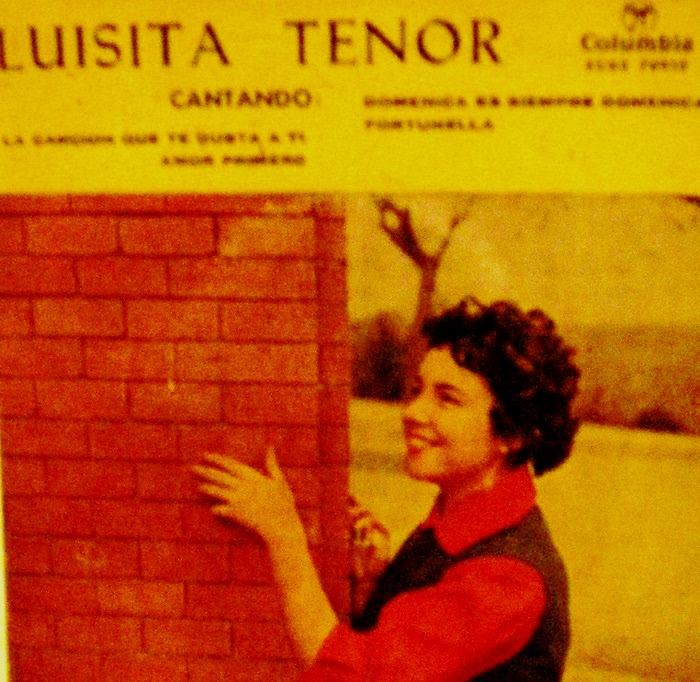 Luisita Tenor - Francisco Heredero - Cantan Sus Propias Canciones