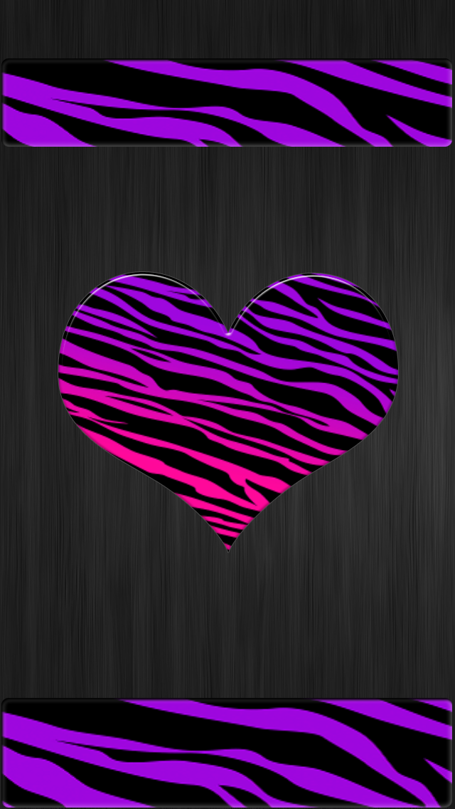 Pink Neon Zebra Backgrounds Neon Pink Zebra Wallpa...
