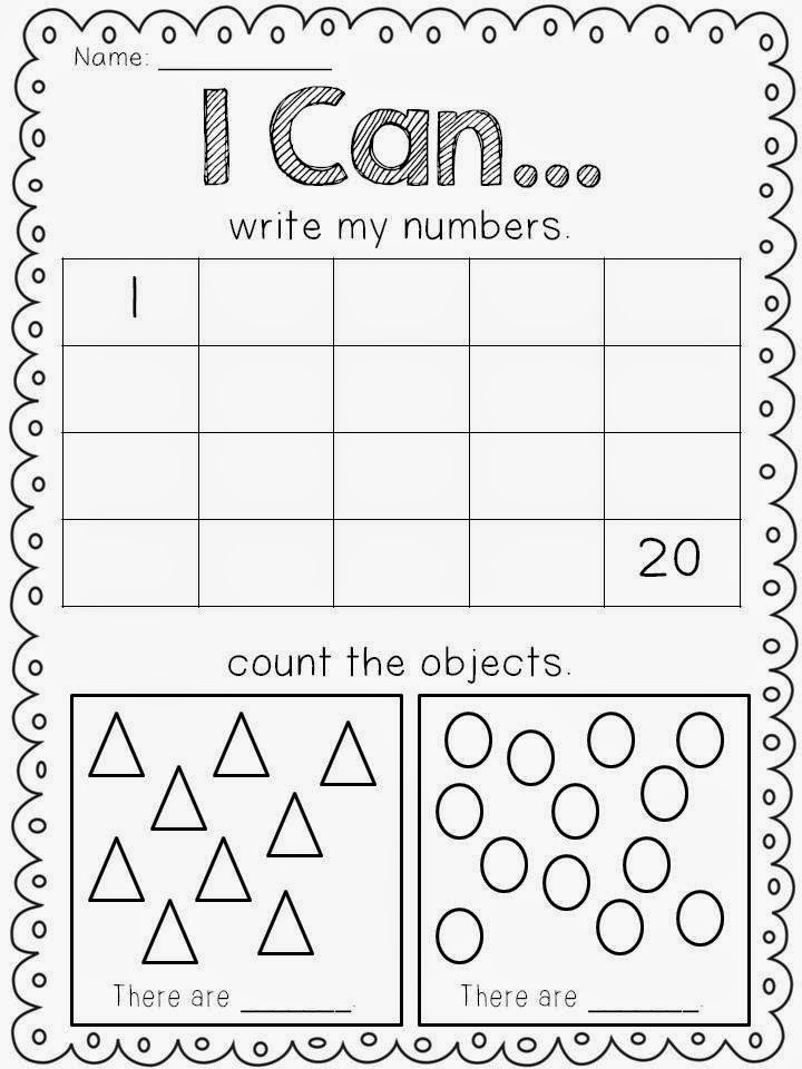 For the Love of First Grade: FREEBIE Friday {Beginning of Year ...