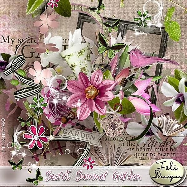 Secret Summer Garden