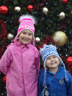 Big Boy and Top Ender and Drayton Manor at Christmas