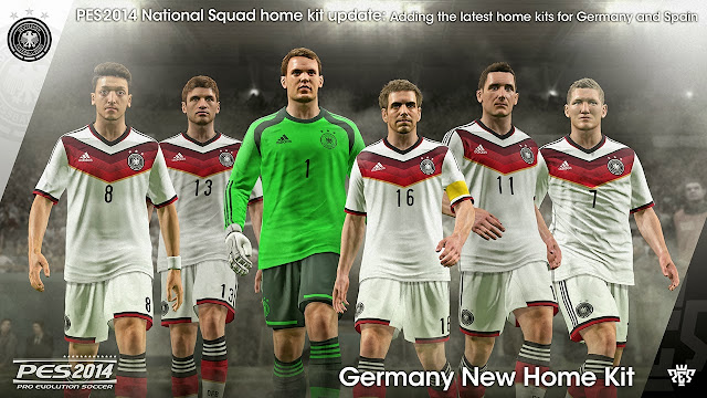 Germany New Home Kit
