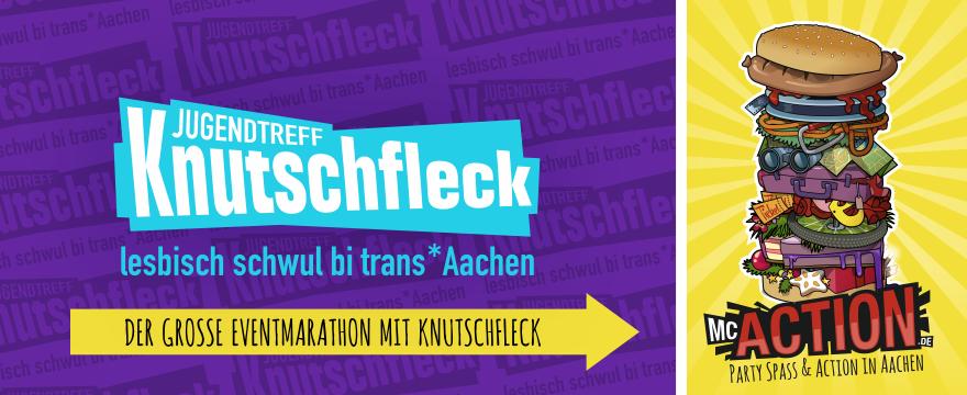 lesbisch-schwuler Jugendtreff Knutschfleck Aachen