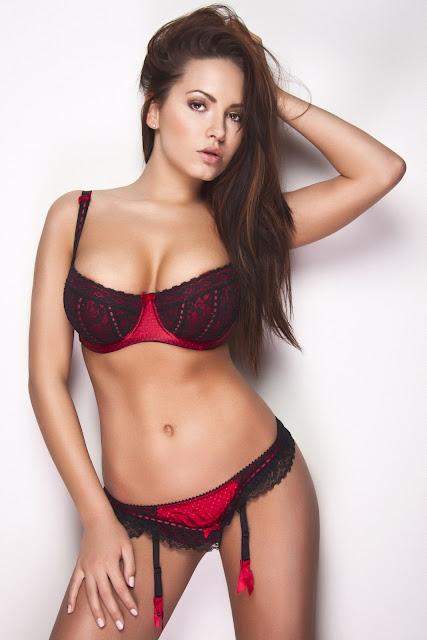 Sabine Jemeljanova Topless