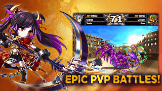 Brave Frontier EU MOD APK 1.3.0 for android