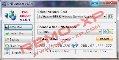 DNS%2BJumper%2B1.4 Tips Membuka Situs Yang Di Blokir Oleh Nawala, Telkom, AHA