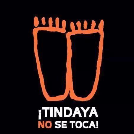 Firma: ¡¡ SALVEMOS TINDAYA !!