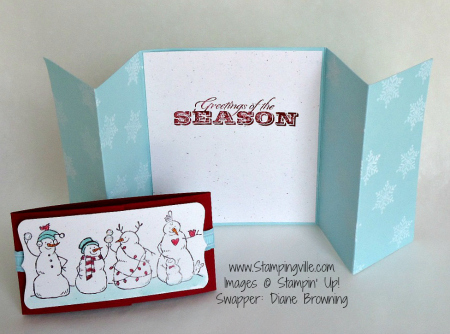 Greetings of the Season Stamp Set by Stampin' Up!