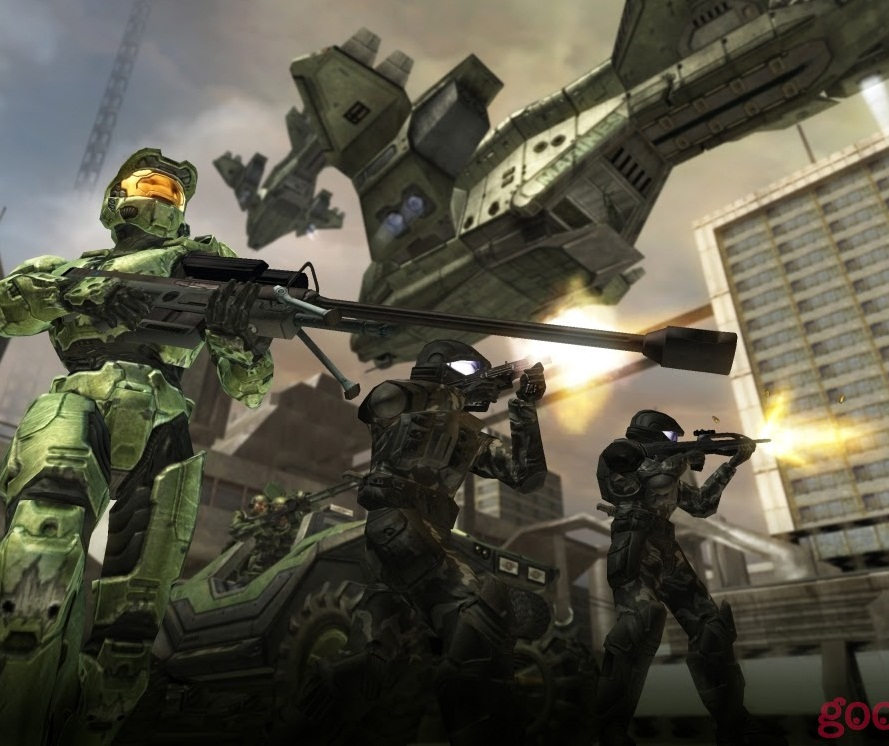 Download full game of halo 1