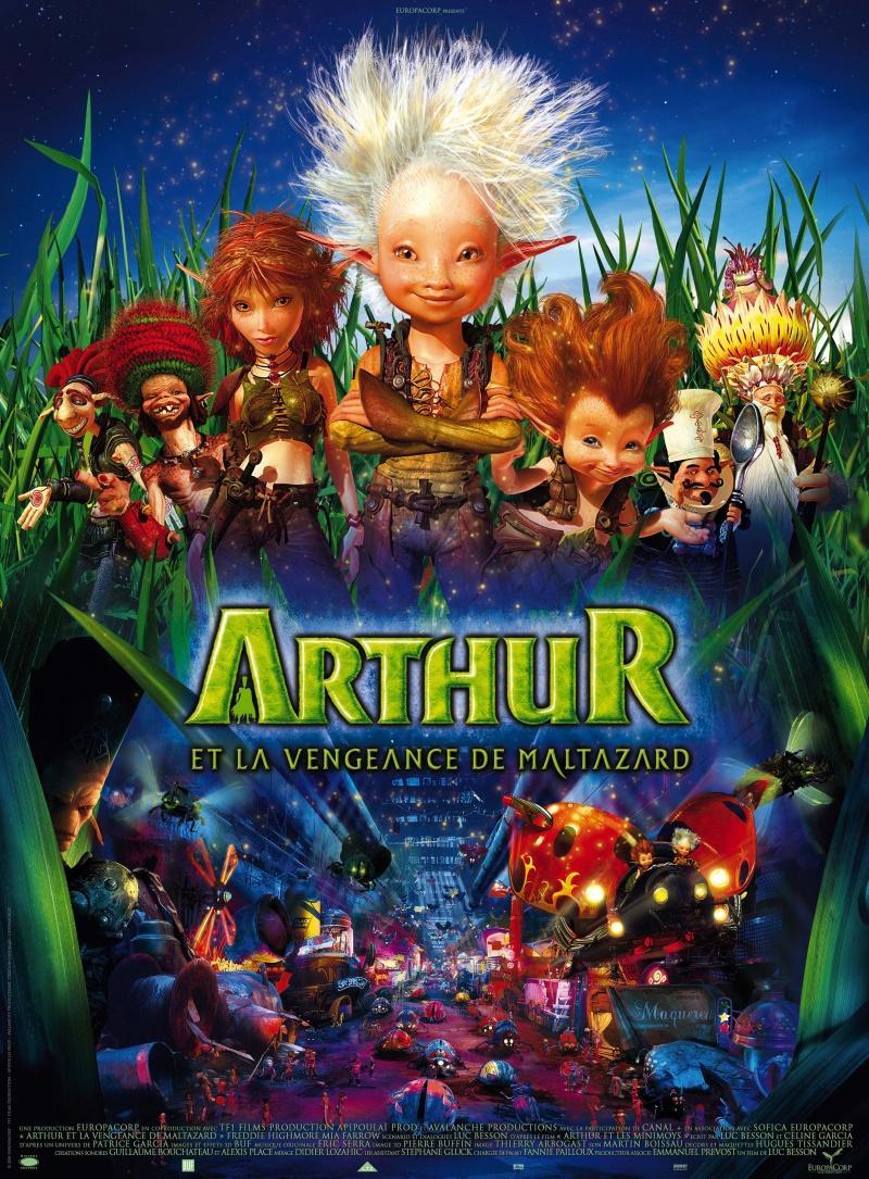 Arthur and the Revenge of Maltazard (2009) tainies online oipeirates