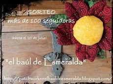 SORTEO DE EL BAUL DE ESMERALDA