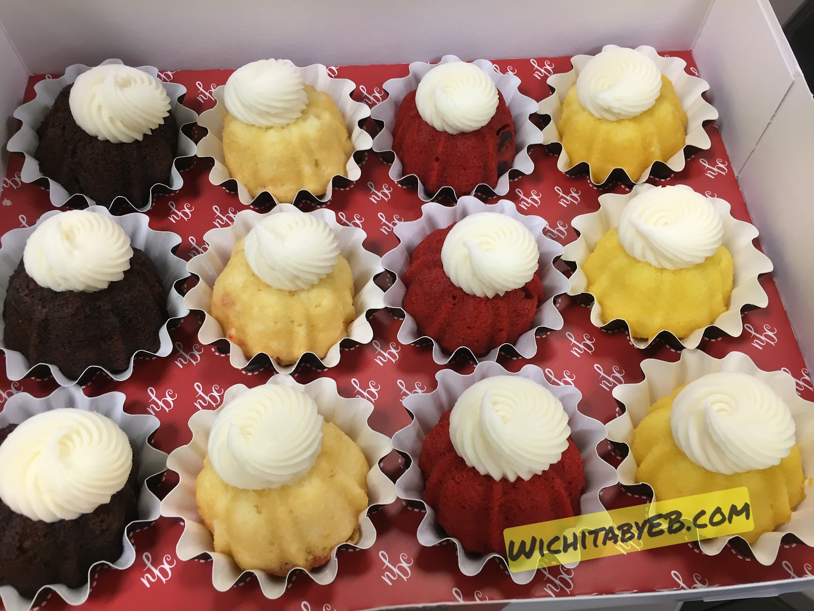 Nothing Bundt Cakes First Look Wichita By Eb