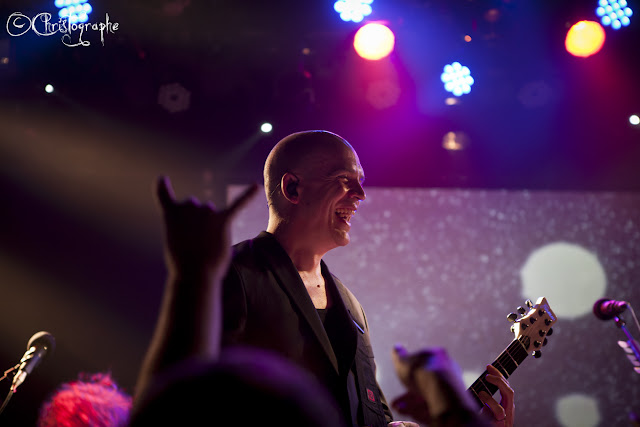 hardforce christographe Vauréal 2012 Devin Townsend Project jerome graeffly