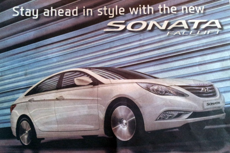 new car launches malaysia 2013Hyundai New Sonata in Malaysia When in India  Car Kimb