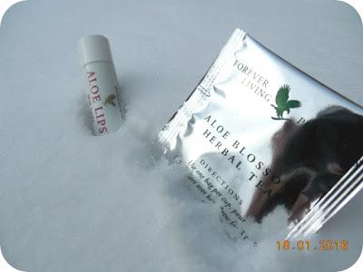 Aloe Lips si ceai cu scortisoara