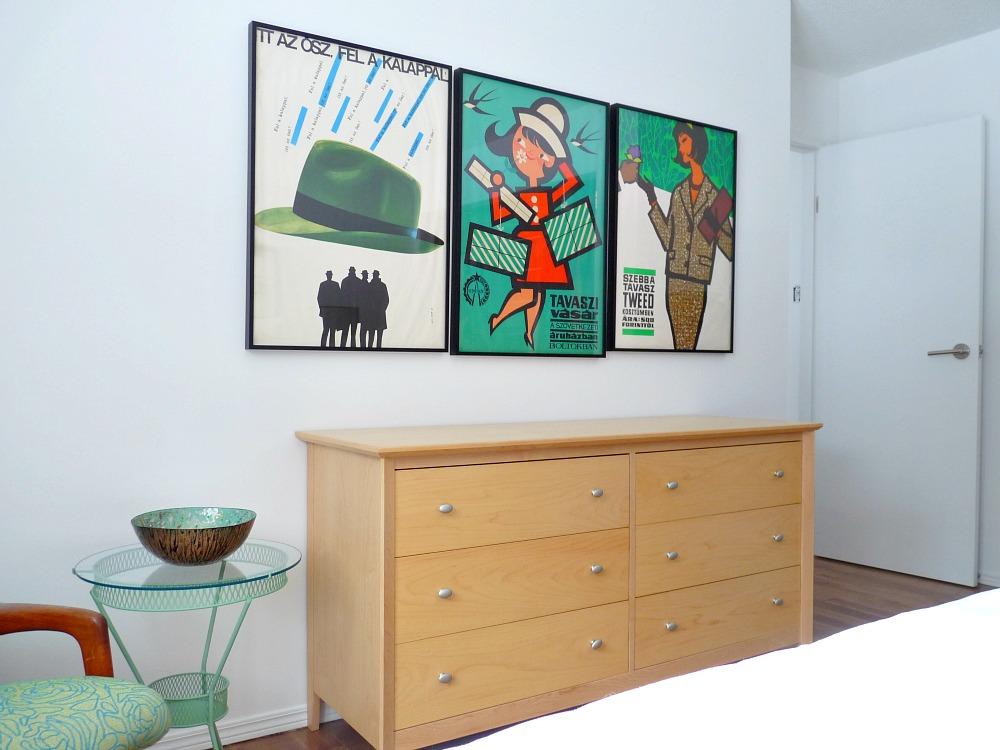 new bedroom dressers with midcentury styling