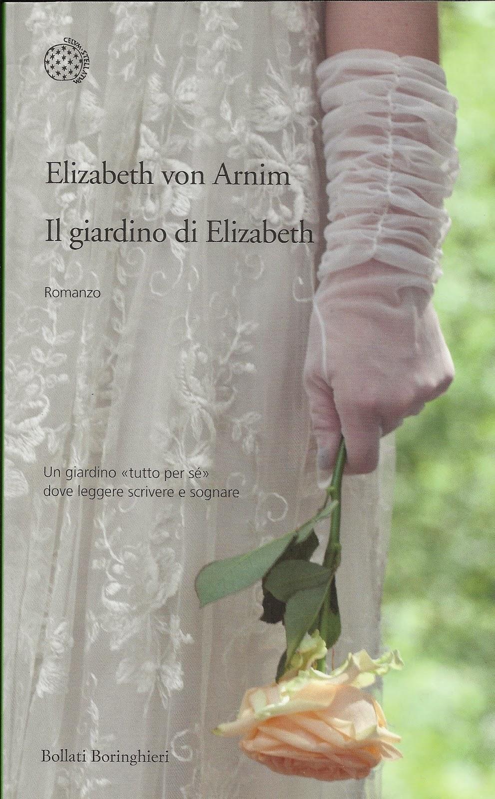 Ilclanmariapia il giardino di elizabeth - Il giardino di elizabeth ...